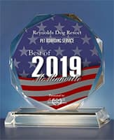 Best of McMinnville :: Reynolds Dog Resort Pet Boarding Service 2019